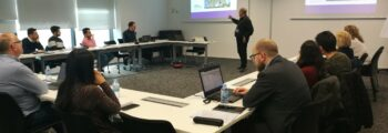"""Intensive Course.  """"Innovative ICT interfaces for training activities"""", @Barcelona"""